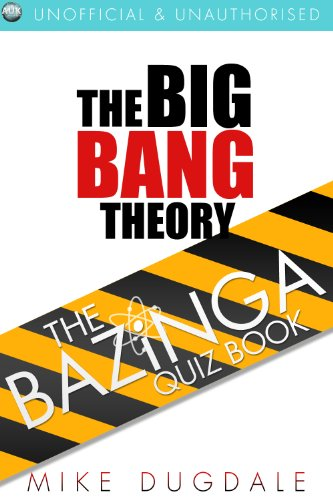 The Big Bang Theory quiz book by Mike Dugdale