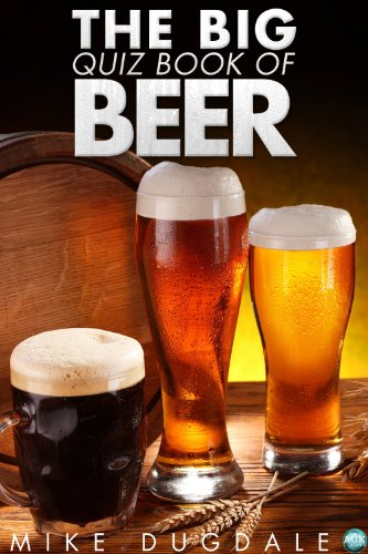 The beer quiz book by Mike Dugdale