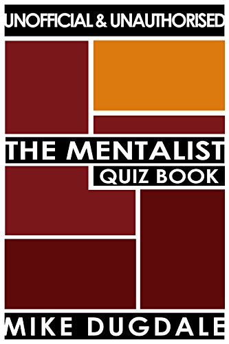 The Mentalist quiz book by Mike Dugdale